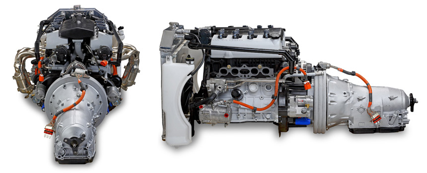 dual fuel engine A dual fuel engine can operate on 100 percent diesel fuel or the substitution mixture of diesel and natural gas, delivering the same power density, torque curve and transient response as the base diesel engine benefits of dual fuel engines.